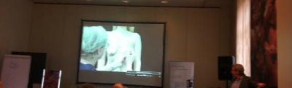 Brustvergrößerung up to date – Brustimplantat Workshop mit Dr. Per Heden